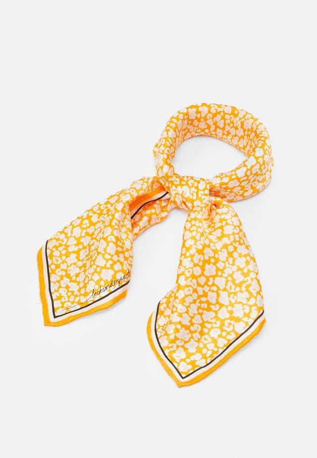 LEON SCARF - Huivi - orange