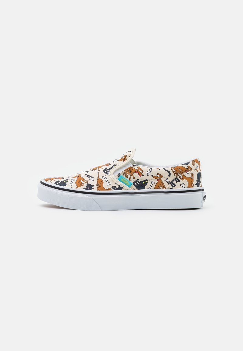 Vans - THE SIMPSONS CLASSIC - Scarpe senza lacci - multicolor