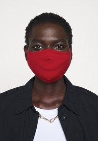 Even&Odd - 3 PACK - Community mask - orange/black/red - 0