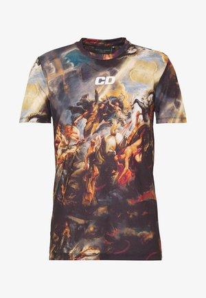 RENAISSANCE TEE - Print T-shirt - multi