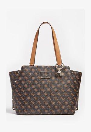 Handtasche - dunkelbraun