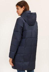 Finn Flare - MIT MODISCHER BRUSTTASCHE - Winter coat - cosmic blue - 2