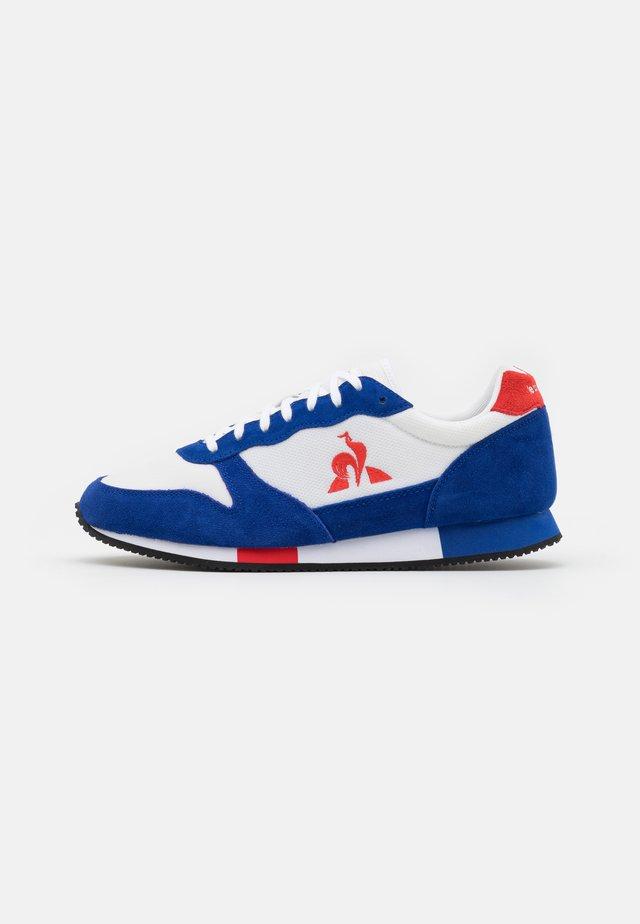 ALPHA SPORT UNISEX - Sneakers - sodalite blue/fiery red