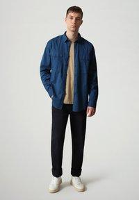 Napapijri - Shirt - poseidon blue - 1