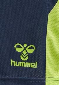 Hummel - LEAD TRAINER KIDS SHORTS - Sports shorts - dark denim - 3