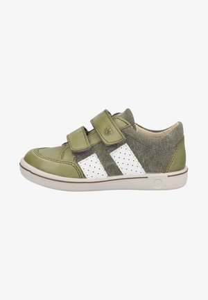 Touch-strap shoes - leaf/oliv 563