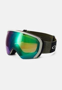 Oakley - FLIGHT PATH XL UNISEX - Gogle narciarskie - prizm snow jade - 1