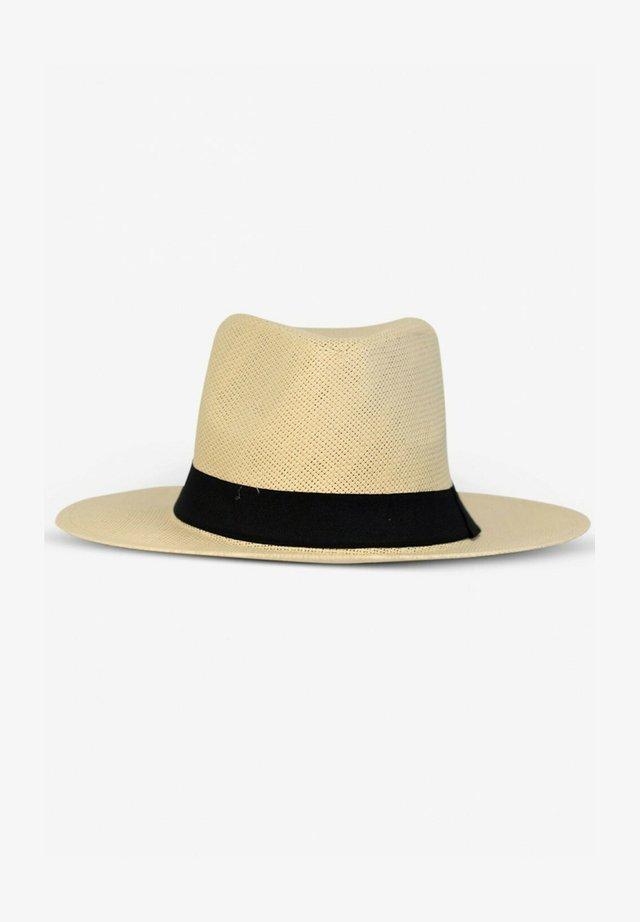 PANAMA - Chapeau - ecru