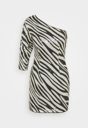FLORENCE DRESS - Robe de soirée - black/white