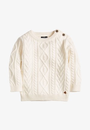 Strickpullover - off-white