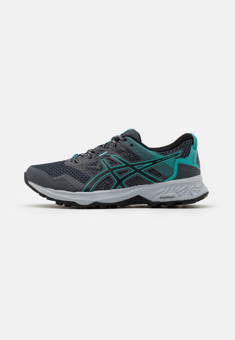ASICS - GEL-SONOMA  - Trail running shoes - carrier grey/black