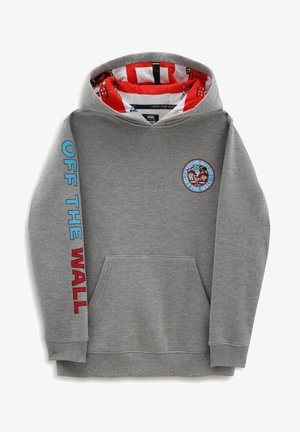 Hoodie - cement heather