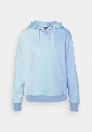 CORPORATE HOODED - Sweatshirt - blue