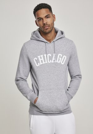 CHICAGO  - Hoodie - grey