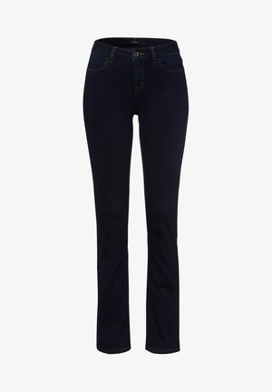 Bootcut jeans - blue black rinse wash