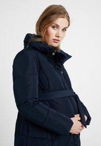 Esprit Maternity - JACKET - Veste d'hiver - night blue - 4