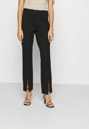 PHILIPPA - Trousers - black