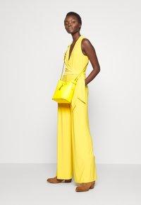 Lauren Ralph Lauren - CLASSIC - Jumpsuit - true marigold - 1