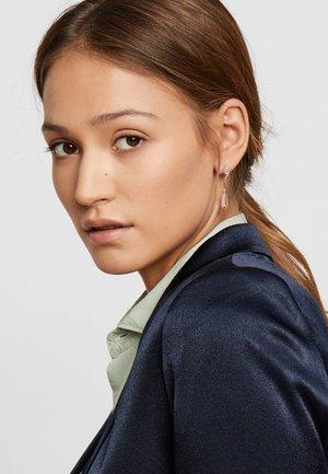 PACIFIC CHANDELIER OLIVE - Earrings - rhodium