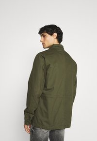 Schott - REDWOOD - Summer jacket - kaki - 2