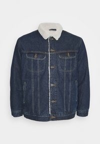 Lee - SHERPA JACKET - Allvädersjacka - dark-blue denim - 0