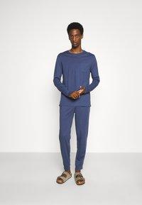Pier One - Pyjama set - blue - 1