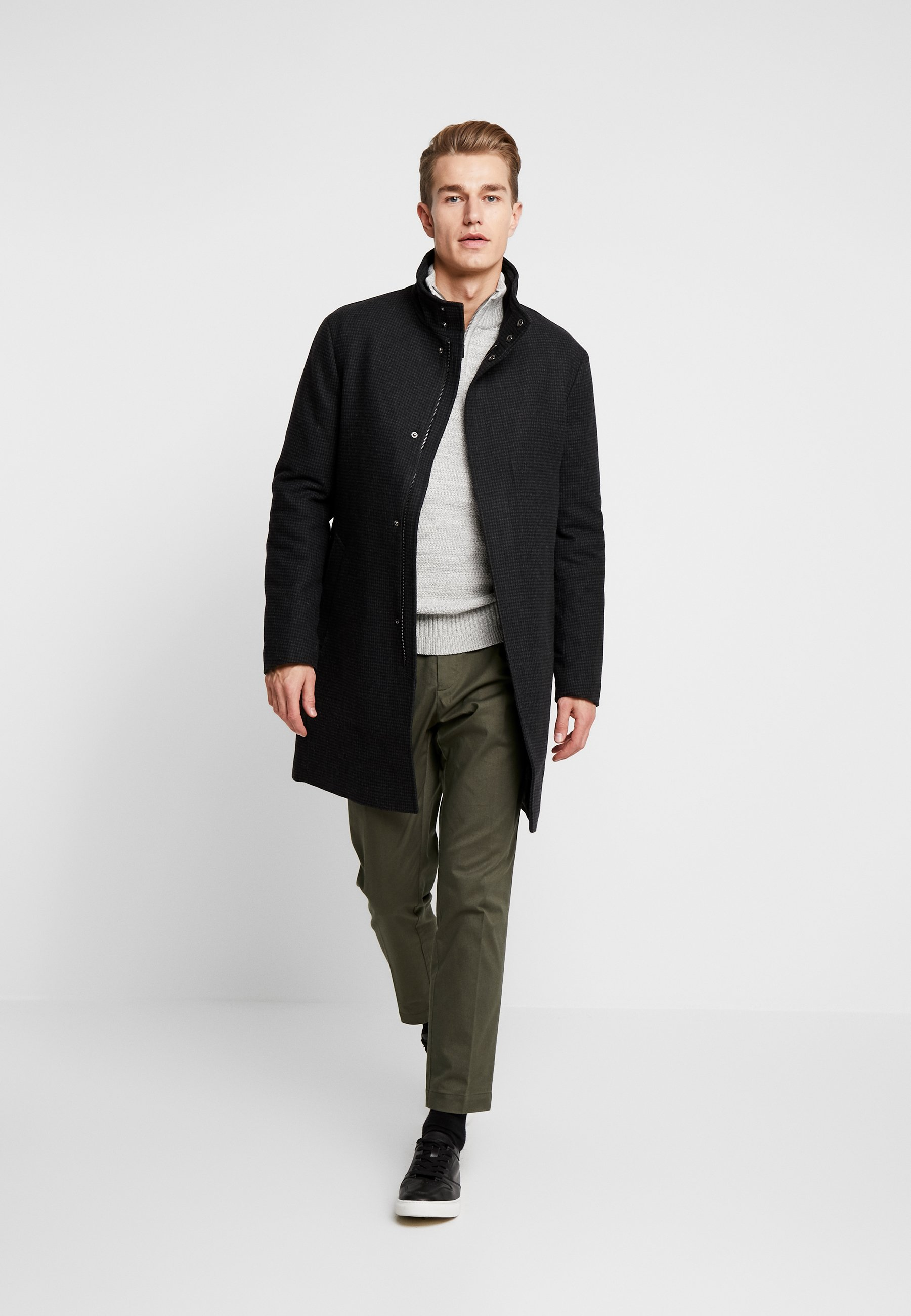 Esprit Collection COAT - Manteau classique - anthracite
