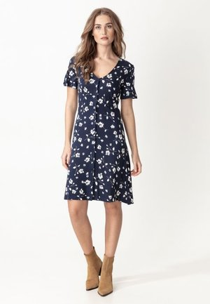 VIRGINIA - Day dress - blue