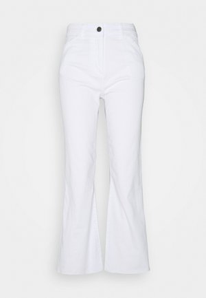 SEMITONO - Jean droit - optic white