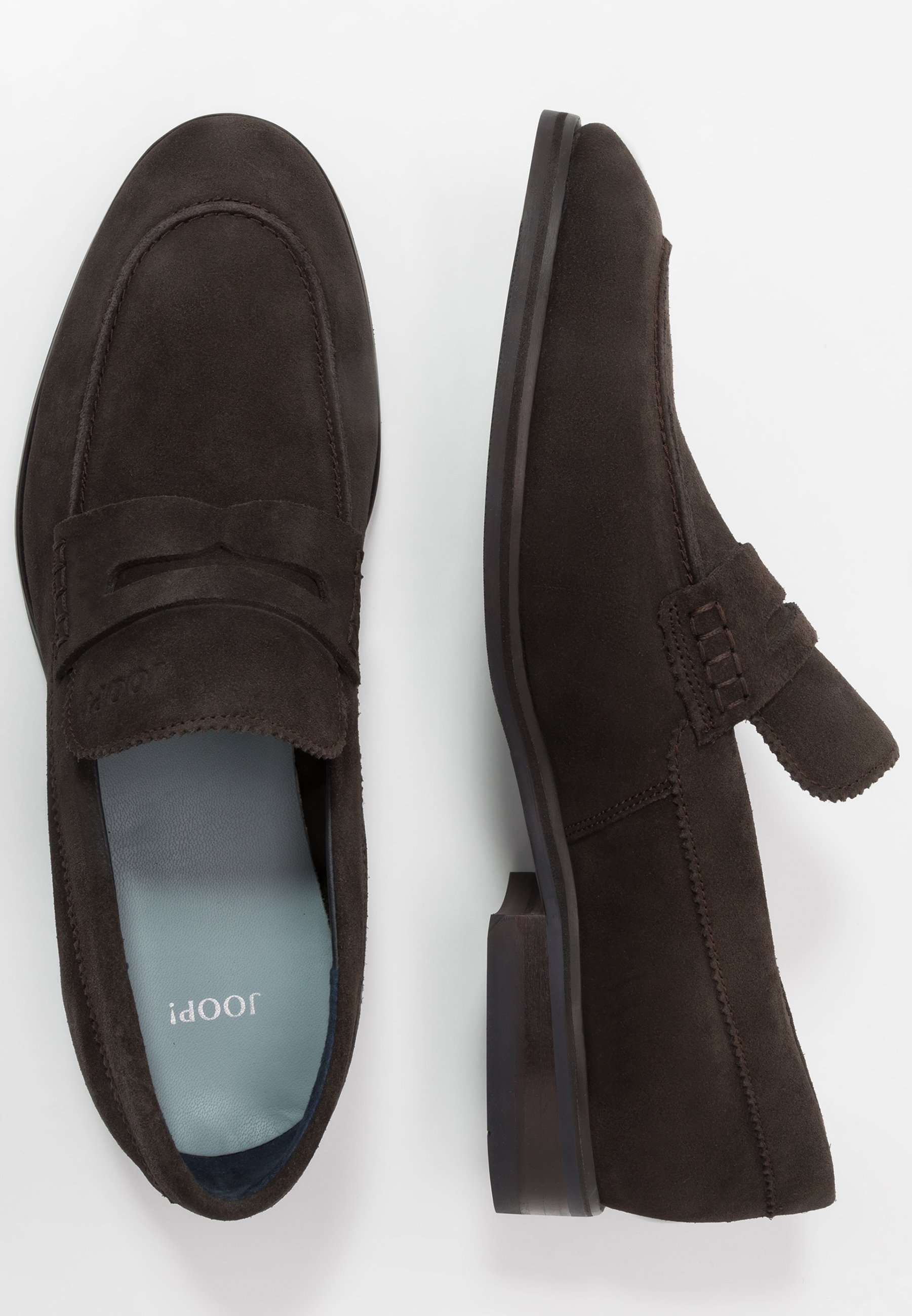 JOOP! KLEITOS LOAFER Slip ins dark brown Zalando.se