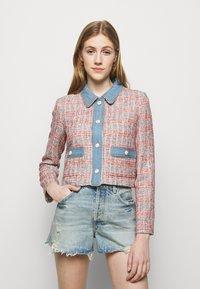 maje - VENISE - Summer jacket - rouge - 0