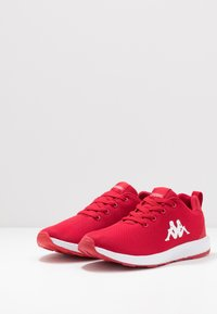 Kappa - BANJO 1.2 - Sports shoes - red/white - 2