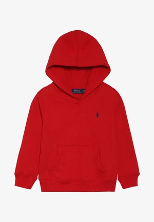 HOOD - Jersey con capucha - red