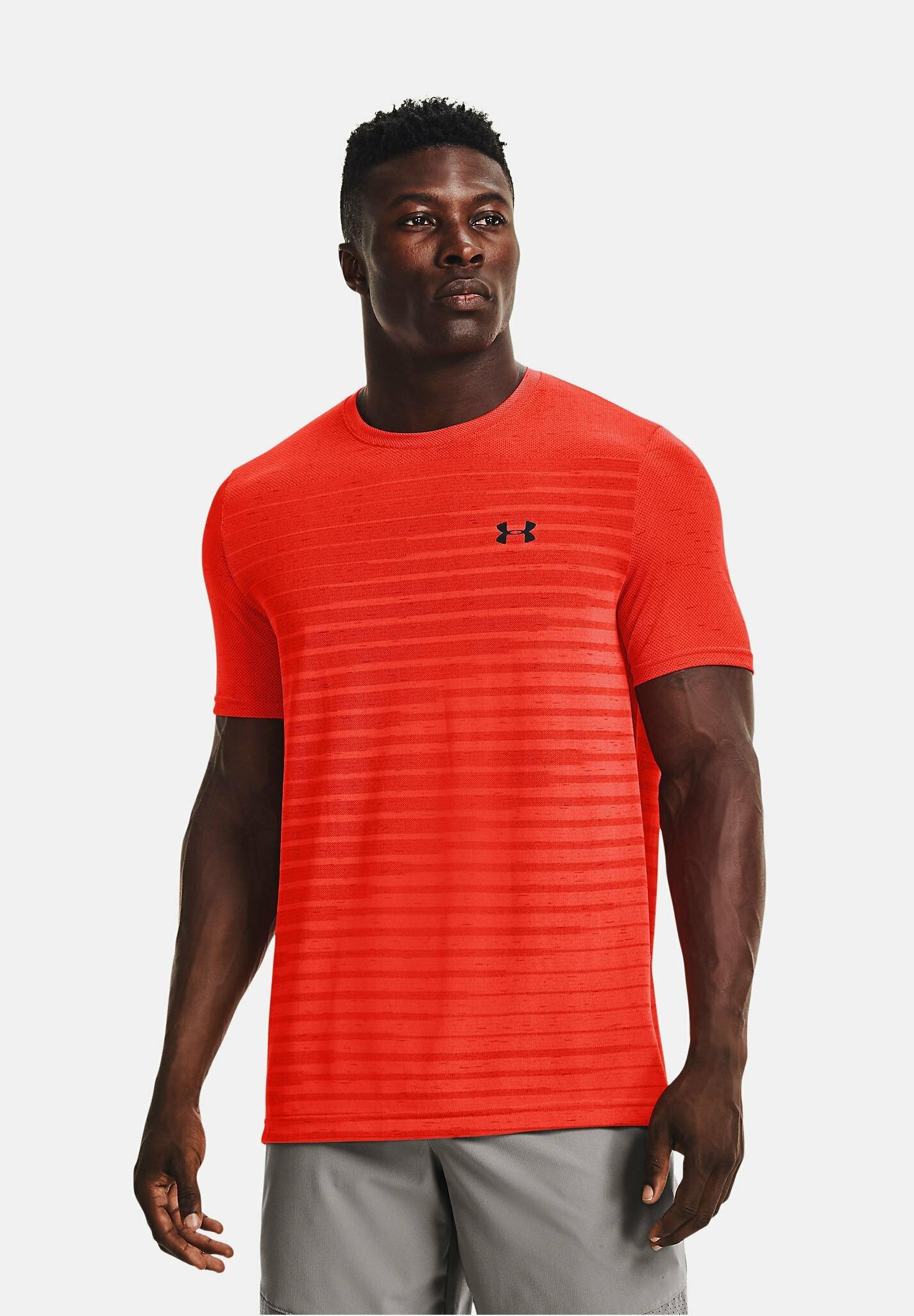 Uomo SEAMLESS FADE - T-shirt sportiva