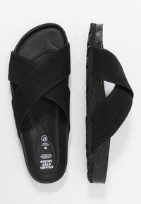 Grand Step Shoes - LOLA - Mules - black - 3
