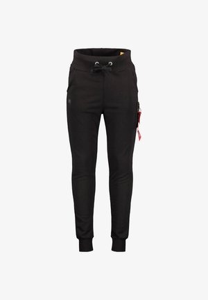 PANT - Pantaloni - schwarz