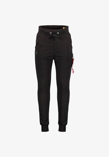 PANT - Spodnie materiałowe - schwarz