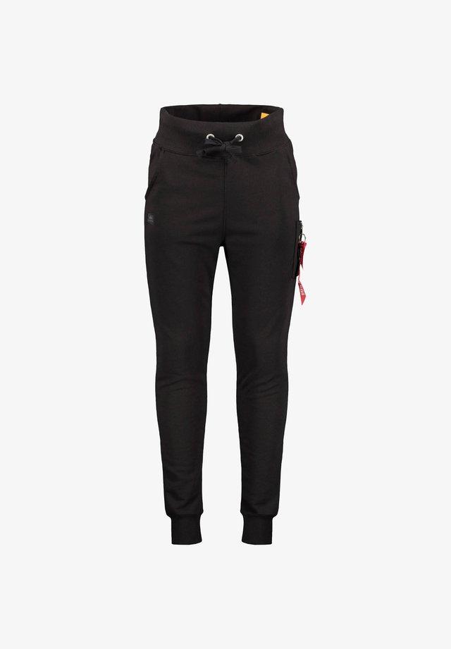 PANT - Trousers - schwarz
