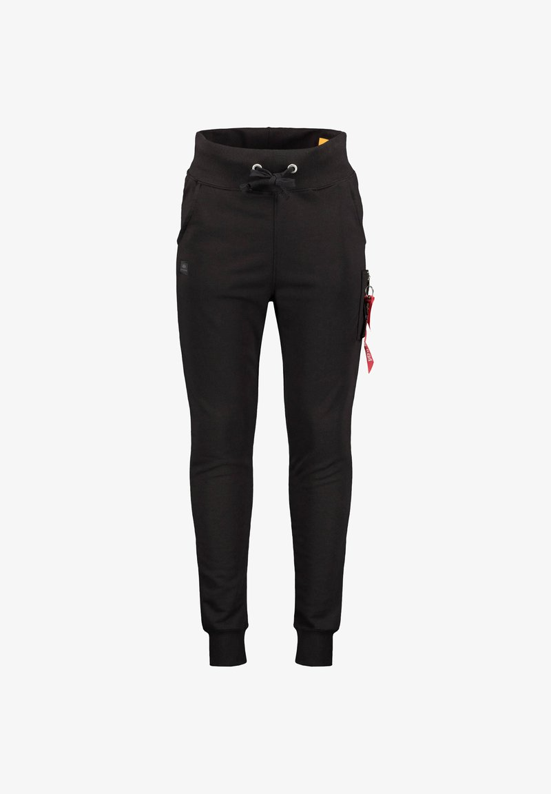 Alpha Industries - PANT - Broek - schwarz