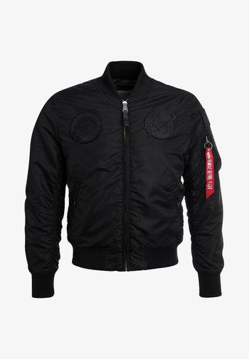 NASA - Bombertakki - all black