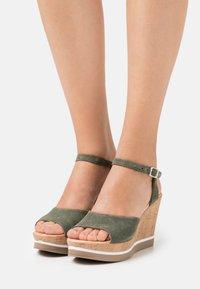 Felmini - MARY - High heeled sandals - marvin birch - 0
