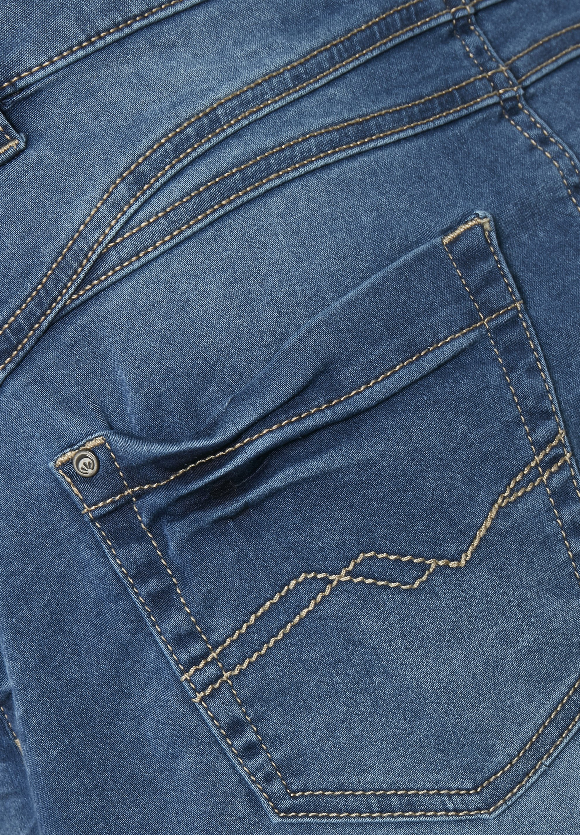 Cream CREAM SAMMYCR DENIM SKIRT - Denim skirt - rich blue denim - Women's Clothing 3lPfx