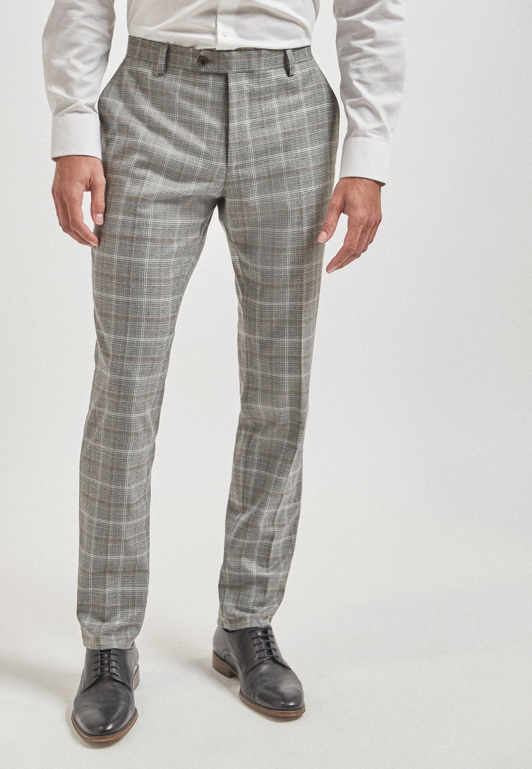 Herren CHECK - Anzughose