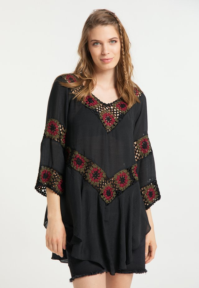 TUNIKA - Tunique - schwarz