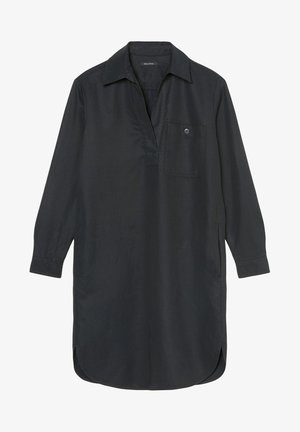 Shirt dress - dark atlantic