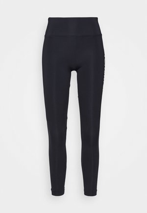 LEGGING HIGHWAIST LOGO - Tights - blue
