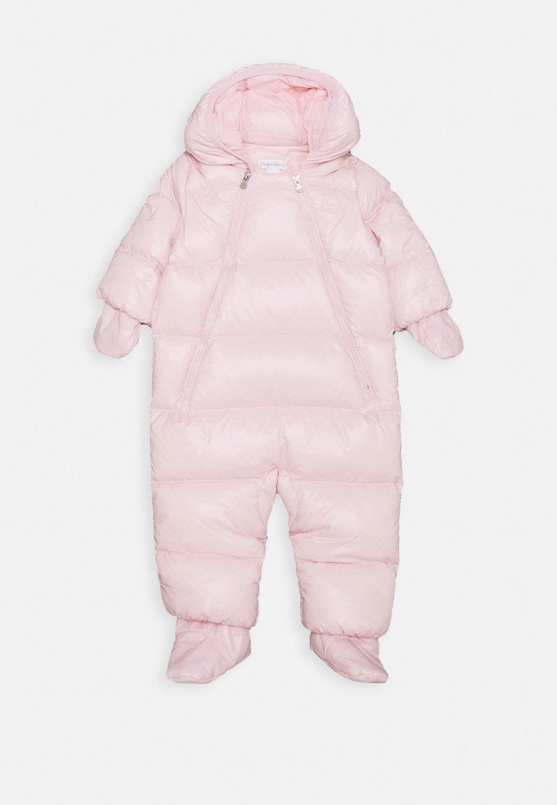 Polo Ralph Lauren - SNOWSUIT OUTERWEAR BUNTING - Snowsuit - hint of pink
