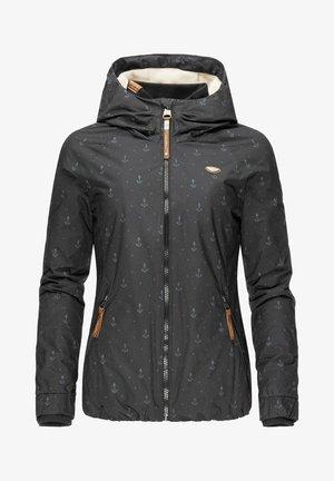 DIZZIE MARINA - Winter jacket - black