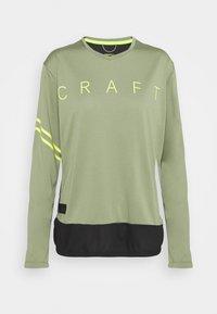 Craft - CORE OFFROAD - Bluzka z długim rękawem - black - 0