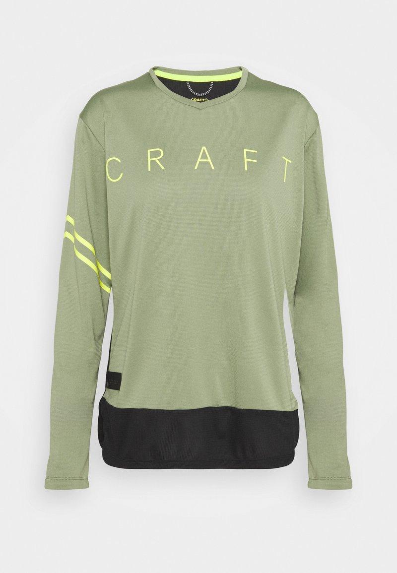 Craft - CORE OFFROAD - Bluzka z długim rękawem - black